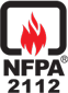 NFPA 2112 Certified Flash Fire Clothing